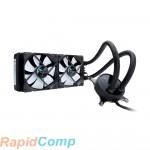 Система водяного охлаждения Fractal Design Celsius S24 Black / 2x120mm PWM fans / FD-WCU-CELSIUS-S24-BK