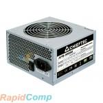 Блок питания Chieftec Value APB-500B8 (ATX 2.3, 500W, 80 PLUS, Active PFC, 120mm fan) OEM