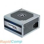 Блок питания Chieftec IArena GPC-600S NEW (ATX 2.3, 600W, >80 efficiency, Active PFC, 120mm fan) OEM