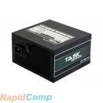 Блок питания Chieftec Task TPS-500S-Bulk (ATX 2.3, 500W, 80 PLUS BRONZE, Active PFC, 120mm fan) OEM