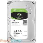 Жесткий диск 1Tb Seagate ST1000DM010 (SATA 6Gb / s, 7200 rpm, 64Mb) Barracuda