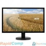 "LCD Acer 21.5"" K222HQLbd черный {TN 1920x1080 5ms 90/65 100000000:1 200cd D-Sub DVI} [UM.WW3EE.002]"