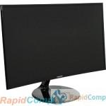 """LCD Samsung 27"""" C27F390FHI черный {VA curved LED 1920x1080 4ms 16:9 250cd 178гр/178гр HDMI D-Sub} [LC27F390FHIXRU]"""