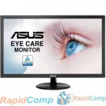 "ASUS LCD 23.6"" VP247HAE черный {VA LED 1920x1080 75Hz 8bit(6bit+FRC) 5ms 16:9 250cd 3000:1 178/178 D-Sub HDMI1.4 VESA} [90LM01L0-B05170]"