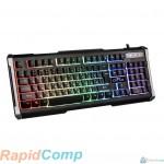 Defender Клавиатура Chimera GK-280DL RU [45280] {Проводная игровая, RGB подсветка, 9 режимов}