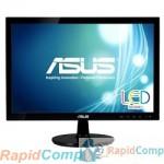 """ASUS LCD 18.5"""" VS197DE черный {TN 1366x768, 200,  50000000:1, 5ms, 90/50, D-Sub} [90LMF1001T02201C-/90LMF1301T02201C-]"""