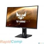 "ASUS LCD 27"" VG27VQ TUF Gaming {VA 1920x1080 4ms 8bit 165Hz FreeSync 400cd HDR10 3000:1 178/178 1xDVI 1xHDMI2.0 1xDisplayPort1.2 AudioOut 2x2W VESA}"