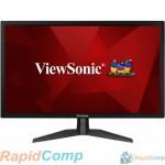 """LCD ViewSonic 23.6"""" VX2458-P-MHD Черный {TN 1920x1080 144Hz 1ms 170/160 300cd 1000:1 8bit(6bit+FRC) 2xHDMI1.4 HDMI2.0 DisplayPort1.2 FreeSync 2x2W VESA}"""