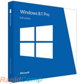 Microsoft Windows 8.1 PRO OEM 64-bit