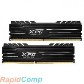 ADATA 16GB ADATA DDR4 2666 DIMM XPG D10 Black Gaming Memory AX4U266638G16-DBG Non-ECC