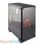 Corsair Crystal Series® 460X CC-9011099-WW ATX Mid-Tower
