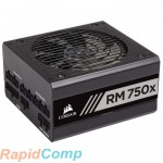 Corsair RM750X [CP-9020179-EU] 750 Watt 80 PLUS® Gold Certified Fully Modular PSU