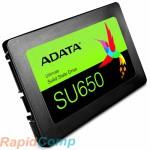 "ADATA 2.5"" 480GB ADATA SU650 Client SSD ASU650SS-480GT-R SATA 6Gb/s"