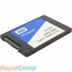 """Western Digital 2.5"""" 2TB WD Blue Client SSD  WDS200T2B0A SATA 6Gb/s"""