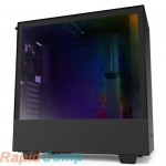 NZXT H510i  CA-H510i-B1 Compact Mid Tower Black/Black Chassis withSmart Device 2
