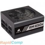 Corsair RM650x  [CP-9020178-EU] 80 PLUS Gold Fully Modular ATX Power Supply RTL {6}