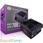 Cooler Master MWE White 700 MPE-7001-ACABW-EU 230V 700W A/EU Cable RTL {5}