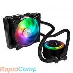 Cooler Master MasterLiquid ML120R RGB [MLX-D12M-A20PC-R1] Intel® LGA 2066 / 2011-v3 / 2011 / 1151 / 1150 / 1155 / 1156 / 1366 / 775 socket AMD® AM4 / AM3+ / AM3 / AM2+ / AM2 / FM2+ / FM2 / FM1 socket